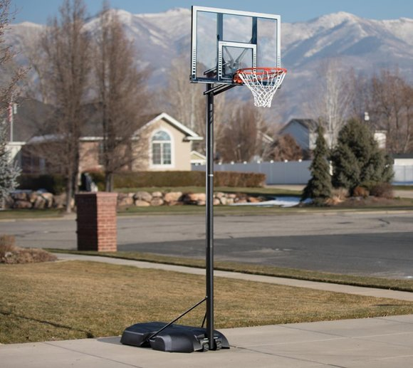 Lifetime Portable Basketballanlage Boston 90001