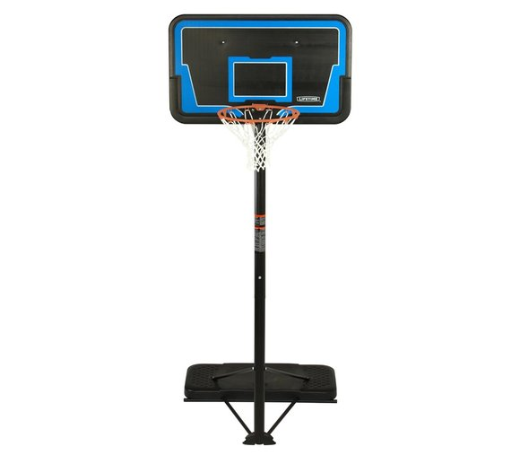 Lifetime Basketballanlage Cleveland mit verstellbarer Korbhöhe
