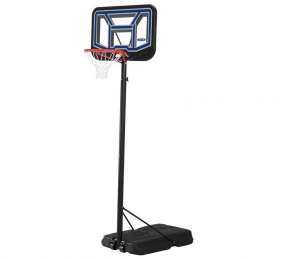 Lifetime Basketballanlage Detroit mit verstellbarer Korbhöhe