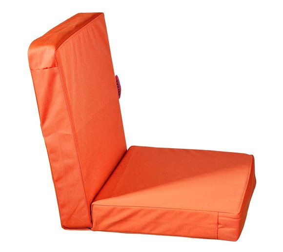 Outbag Topper Auflage Stuhl Low Rise Plus orange