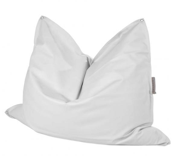Outbag Sitzsack, Sitzkissen, Sitzsessel Meadow Light Weiß