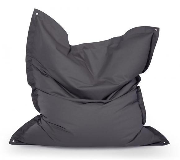 Outbag Sitzsack, Sitzkissen, Sitzsessel Meadow Plus Anthrazit