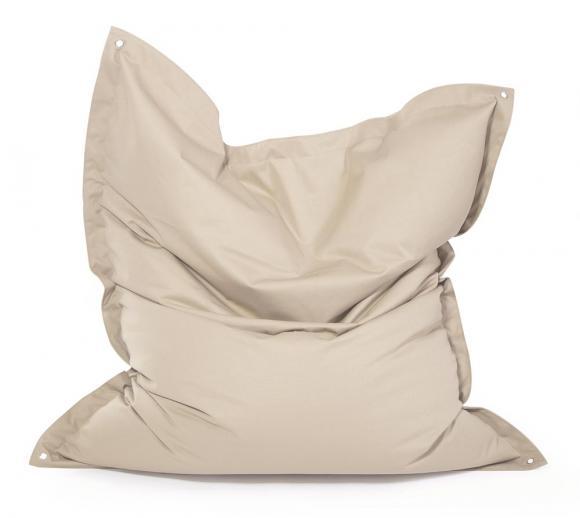 Outbag Sitzsack, Sitzkissen, Sitzsessel Meadow Plus Beige