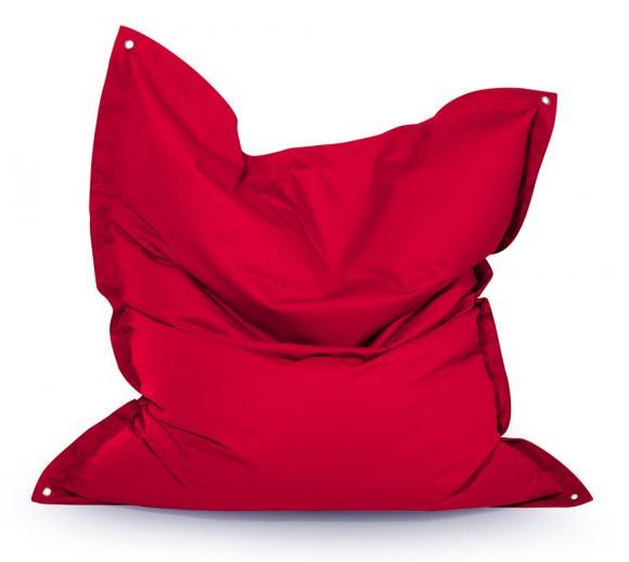 Outbag Sitzsack, Sitzkissen, Sitzsessel Meadow Plus Rot