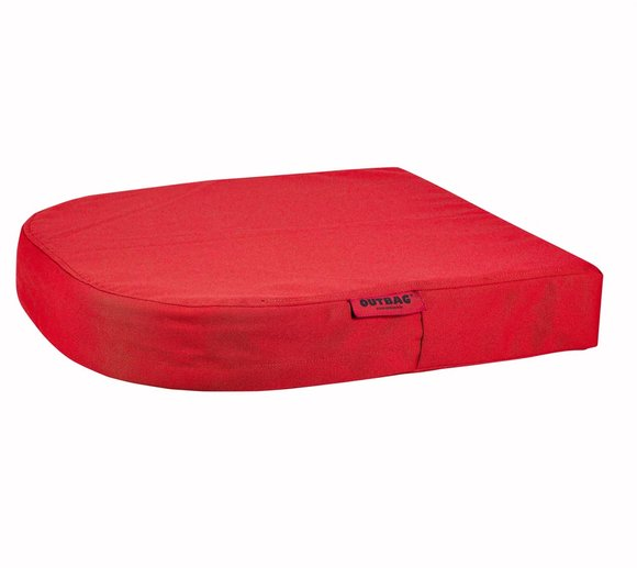 Outbag Topper Moon Plus rot Auflage Stuhl Rot
