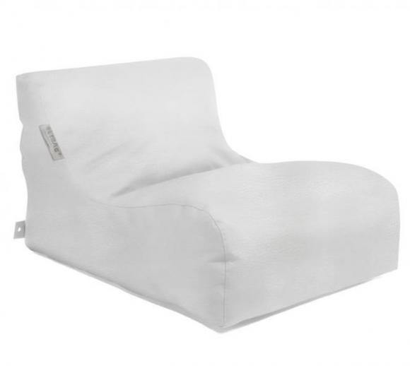 Outbag Sitzsack, Sitzlounge, Sitzliege Newlounge Deluxe White