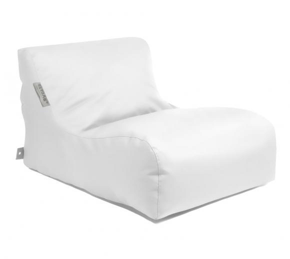 Outbag Sitzsack, Sitzlounge, Sitzliege Newlounge Light white