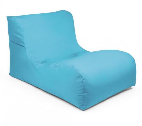 Outbag Sitzsack, Sitzlounge, Sitzliege Newlounge Plus aqua