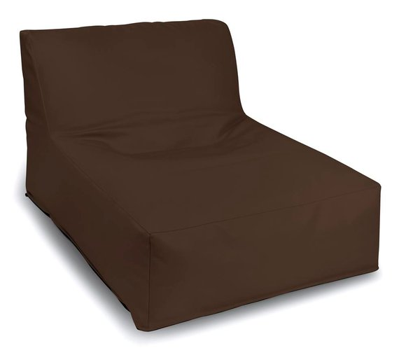 Outbag Sitzsack, Sitzlounge, Sitzliege Newlounge Skin Chestnut