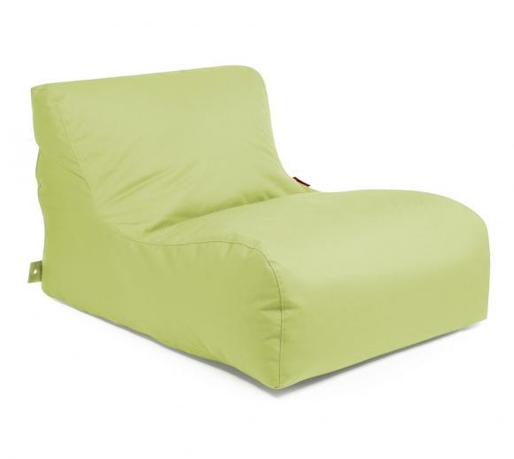 Outbag Sitzsack Newlounge Plus lime Sitzlounge Sitzliege