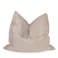 Outbag Sitzsack, Sitzkissen, Sitzsessel Meadow Fabric Latte
