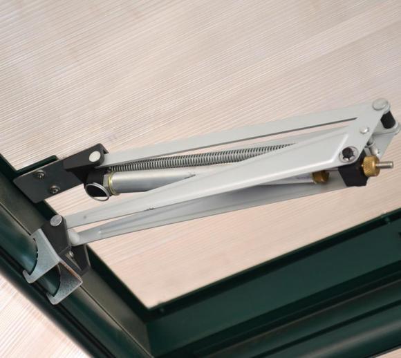 Rion automatischer Dachfensteröffner passend für Rion Gewächshäuser