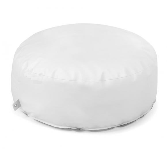 Outbag Sitzsack Cake Deluxe Skin-White Sitzkissen Bodenkissen