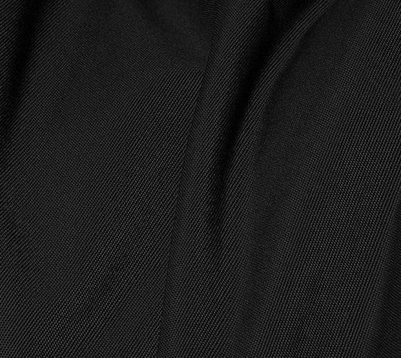 Outbag Topper Auflage Liege Flat Plus schwarz