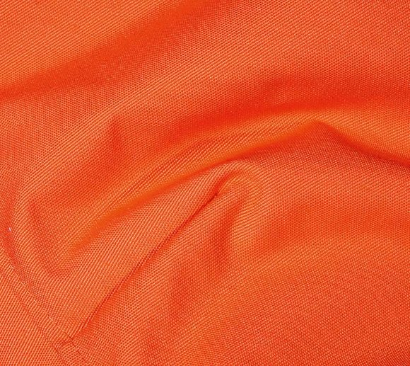 Outbag Topper Auflage Liege Flat Plus orange