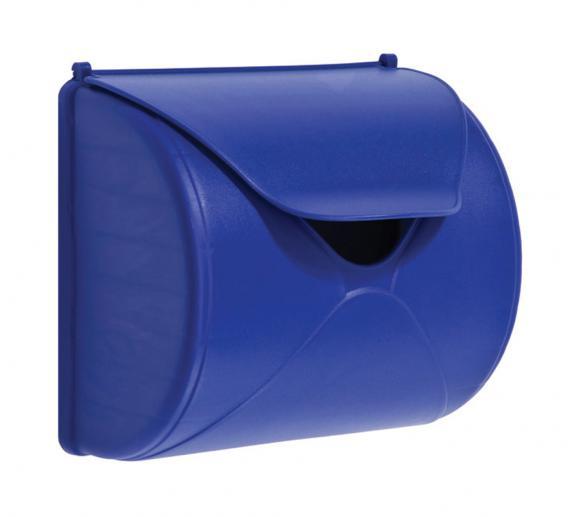 KBT Kinderspielhaus Zubehör Briefkasten Postbox für Spielgerät Spielturm blau