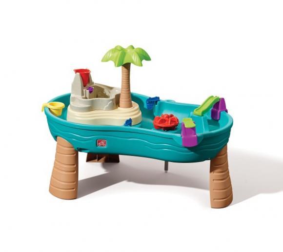Pragma Wassertisch, Spieltisch Splish Splash blau