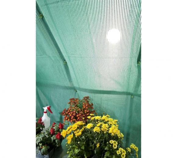 Schatten-Netz passend für jedes Aluminium Gewächshaus