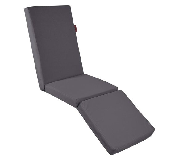 Outbag Topper Relax Plus anthrazit Auflage Hochlehner