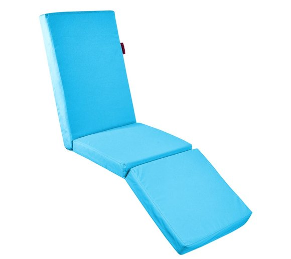 Outbag Topper Auflage Hochlehner Relax Plus aqua