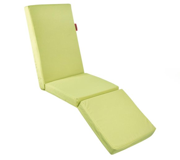 Outbag Topper Auflage Hochlehner Relax Plus lime
