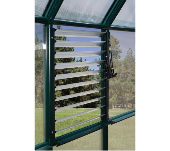 Rion automatischer Lamellenfensteröffner passend für Rion Gewächshäuser