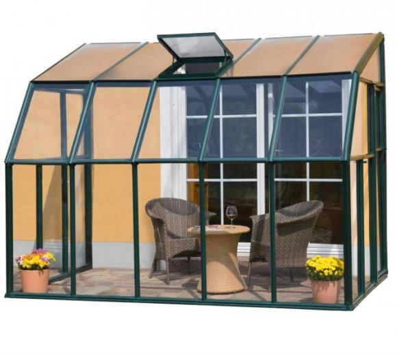 Rion Anlehngewächshaus Sun Lounge 35, 201x324cm