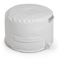 Outbag Sitzsack Rock Deluxe white Sitzkissen Bodenkissen