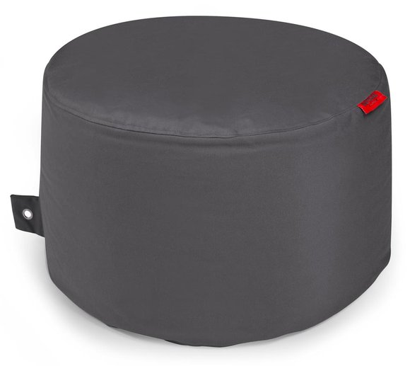 Outbag Sitzsack, Sitzkissen, Sitzsessel Rock Plus Anthrazit
