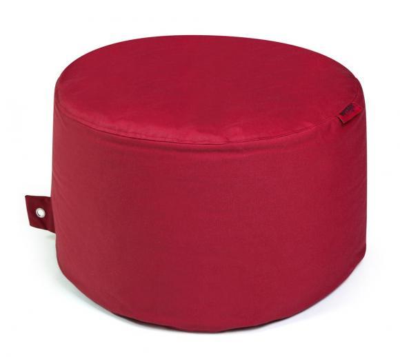 Outbag Sitzsack, Sitzkissen, Sitzsessel Rock Plus Rot