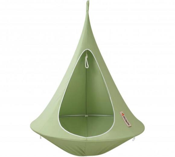 Cacoon Hängezelt, Hängehöhle 1-Sitzer in grün