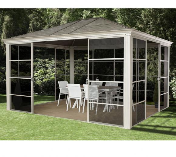 Sojag Aluminium Pavillon Striano 12x14 427x362 cm