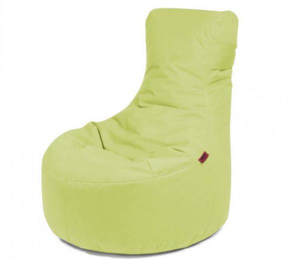 Outbag Sitzsack, Sitzlounge, Sitzsack Slope Plus Lime