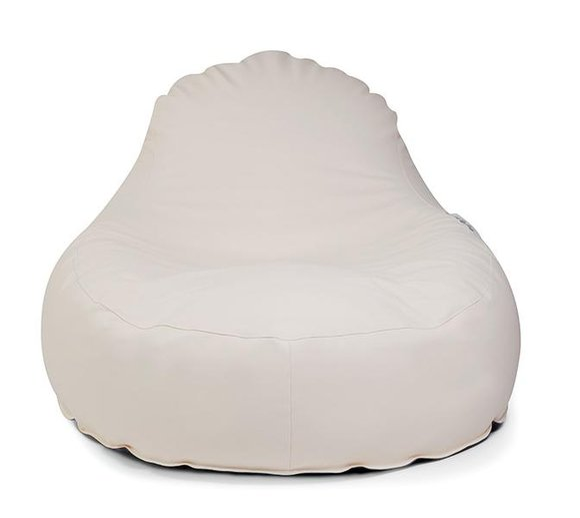 Outbag Sitzsack, Sitzlounge, Sitzsack Slope XL Skin Kiesel