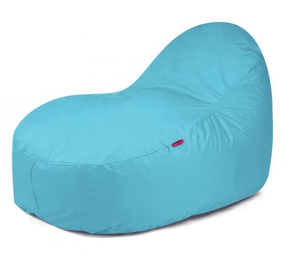 Outbag Sitzsack, Sitzlounge, Sitzsack Slope XL Plus Aqua