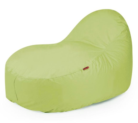 Outbag Sitzsack, Sitzlounge, Sitzsack Slope XL Plus Lime