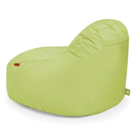 Outbag Sitzsack Slope XL Plus Lime Sitzlounge