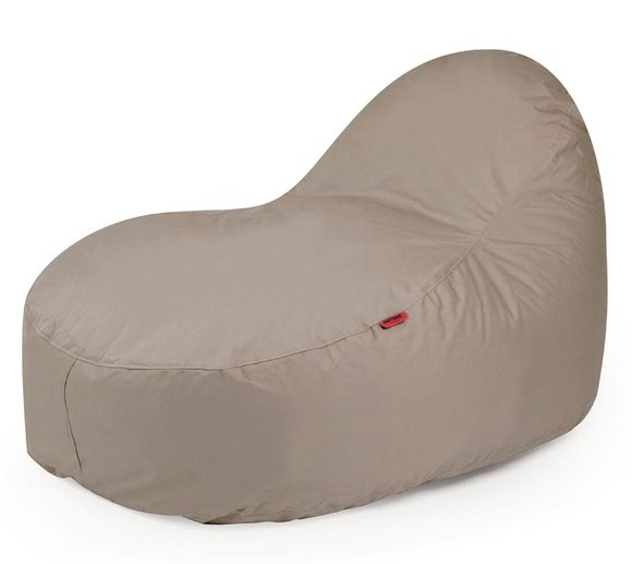Outbag Sitzsack, Sitzlounge, Sitzsack Slope XL Plus Mud