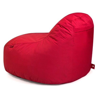 Outbag Sitzsack Slope XL Plus Sitzlounge Rot