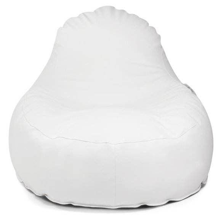 Outbag Sitzsack Slope XL Skin Weiß Sitzlounge