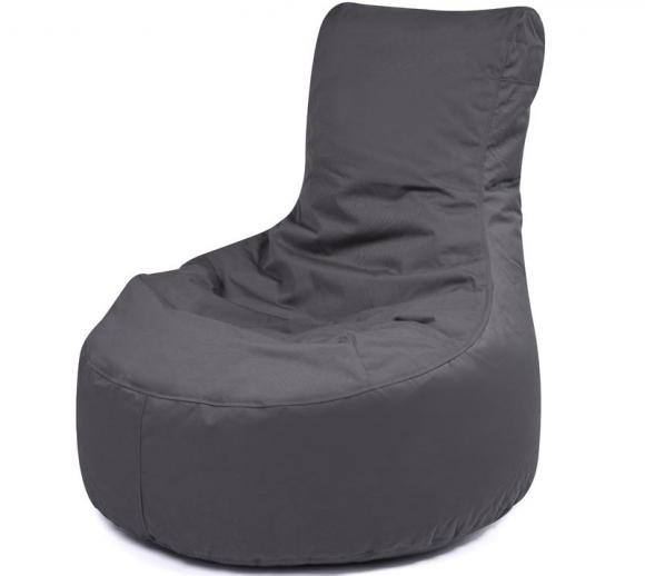 Outbag Sitzsack, Sitzlounge, Sitzsack Slope Plus Anthrazit