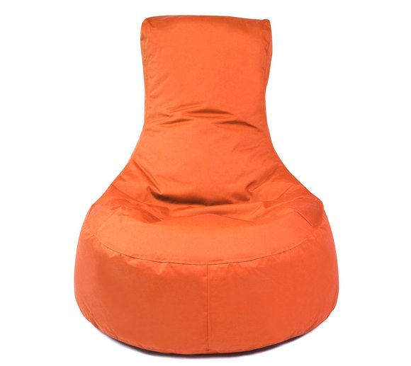 Outbag Sitzsack Slope Plus Orange Sitzlounge
