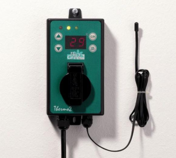 Florino Thermostatgesteuerter Lüfter