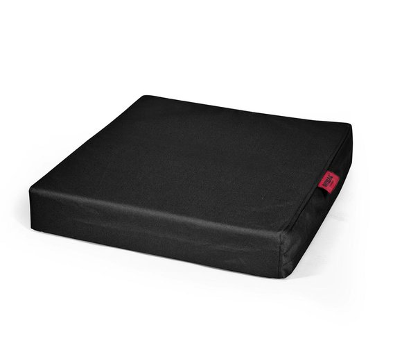 Outbag Topper Auflage Stuhl Tile Plus schwarz