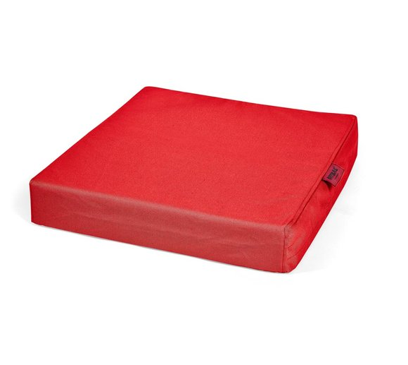 Outbag Topper Auflage Stuhl Tile Plus rot
