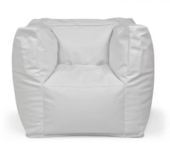 Outbag Sitzsack, Sitzkissen, Sitzsessel Valley Deluxe White