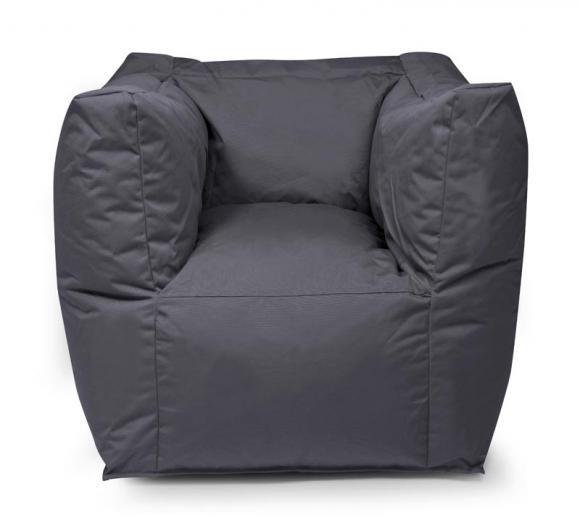 Outbag Sitzsack Valley Plus anthrazit Sitzkissen Sitzsessel