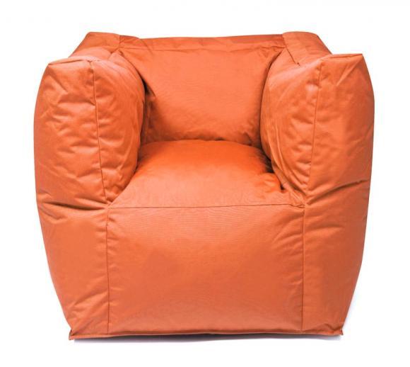 Outbag Sitzsack, Sitzkissen, Sitzsessel Valley Plus Orange