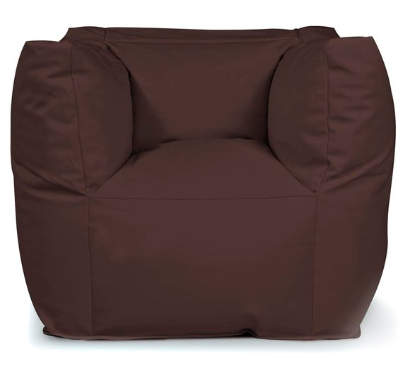 Outbag Sitzsack, Sitzkissen, Sitzsessel Valley Skin Chestnut