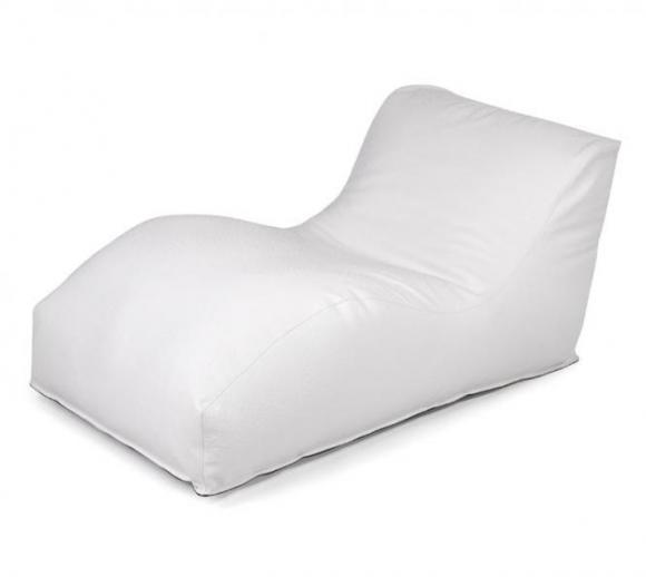 Outbag Sitzsack, Sitzlounge, Sitzliege Wave  Deluxe White
